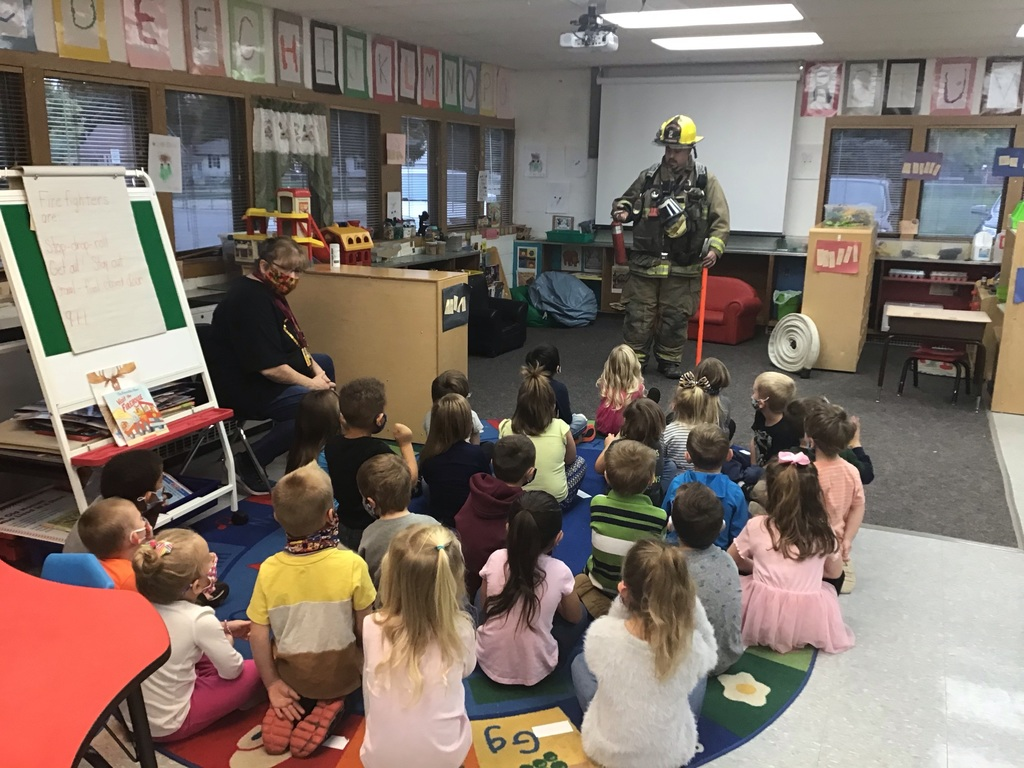 Pre-school fire safety